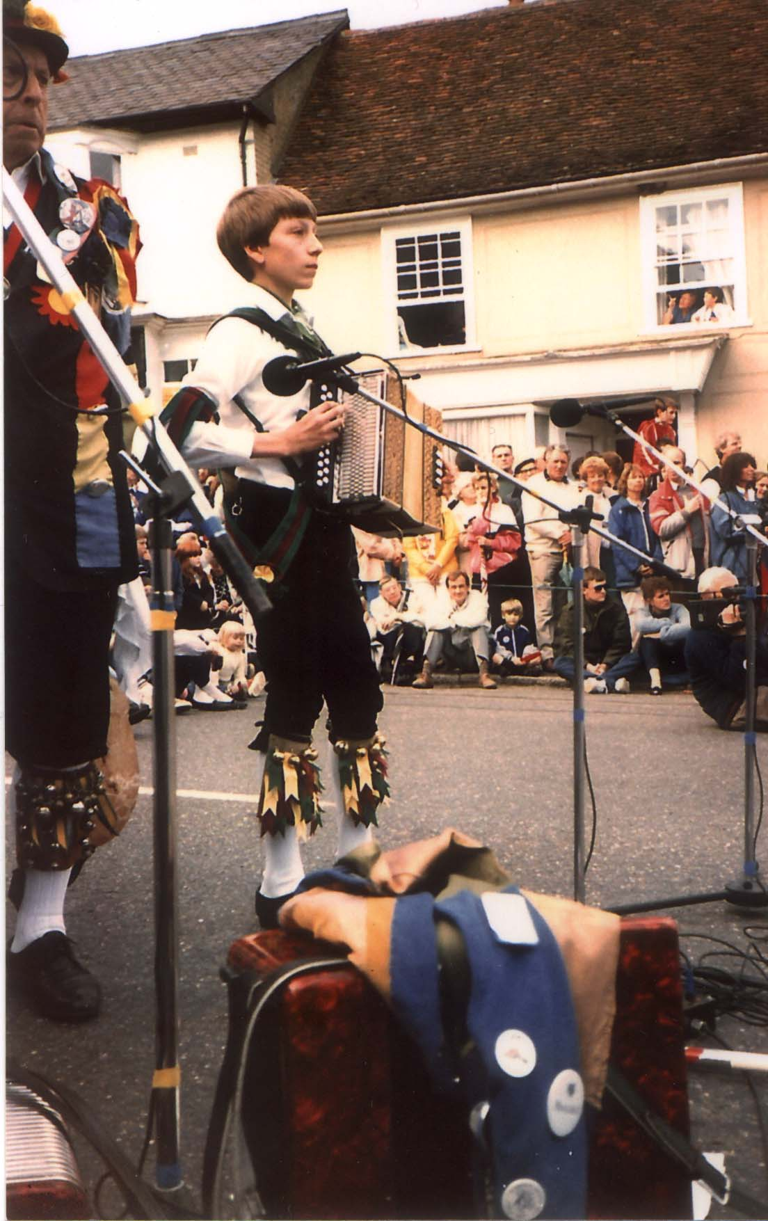 thaxted ring meeting 1988